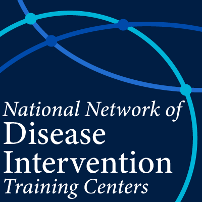 National Network of Disease Intervention Training Centers